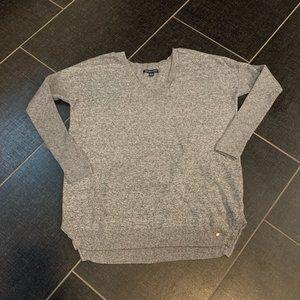 American Eagle High-Low Raglan Sleeve Sweater